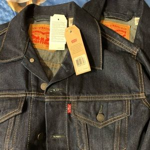 Men's Trucker Jackets both brand new